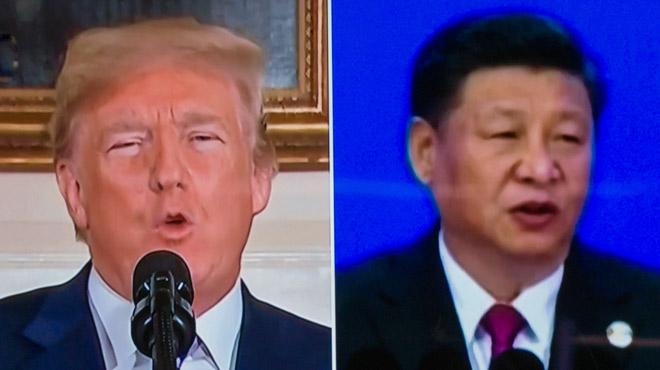 Apaisement international en vue: la Chine et les Etats-Unis renoncent à une guerre commerciale