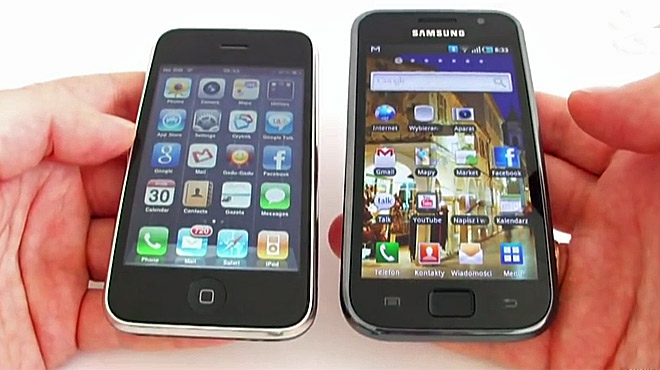 Le design copié de l'iPhone va-t-il coûter un milliard de dollars à Samsung ?