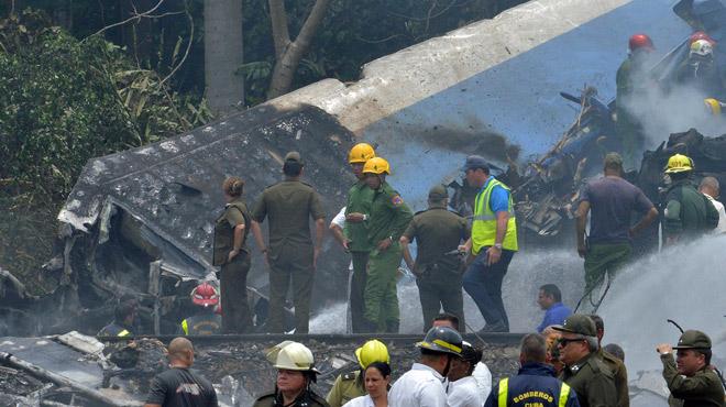 Après le terrible accident d'avion qui a emporté 110 vies, l'heure est au deuil à Cuba: