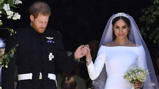 Meghan et Harry sont mariés- revivez tous les MOMENTS FORTS de la journée