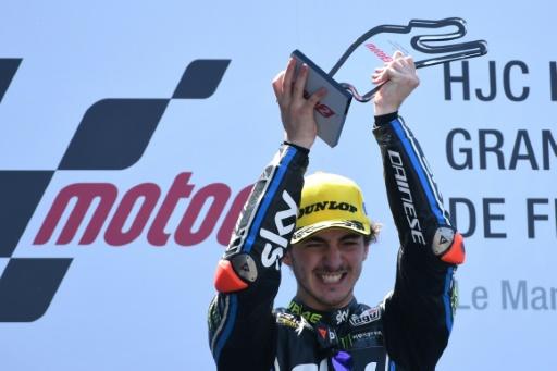 Moto2: troisième victoire cette saison pour Francesco Bagnaia au GP de France