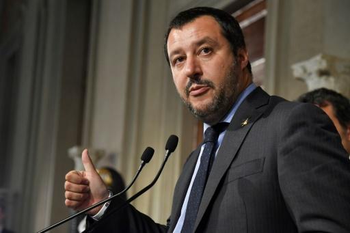 Italie: la Ligue annonce un accord sur le chef du gouvernement
