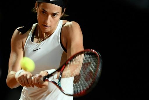 Roland-Garros: l'éclaircie Caroline Garcia