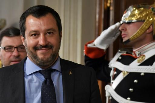 Italie: Salvini juge