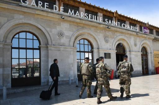 Le suspect interpellé gare Saint-Charles est un Bulgare de 48 ans