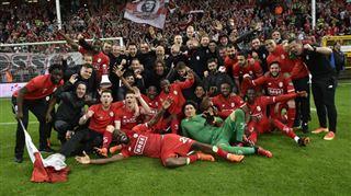 Le Standard jouera la Ligue des champions, Anderlecht en Europa League 5