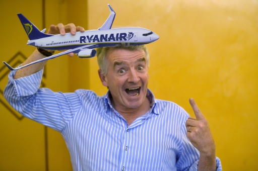 Ryanair: le bénéfice net annuel grimpe de 10% malgré la crise des vols