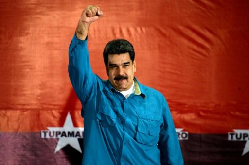 Présidentielle au Venezuela: les tentes rouges de la discorde