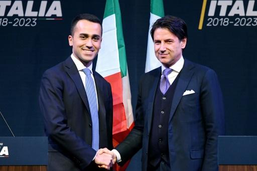 Italie: le juriste Giuseppe Conte pressenti pour diriger le gouvernement