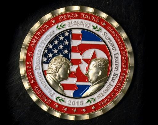 La future rencontre Trump-Kim a déjà sa médaille