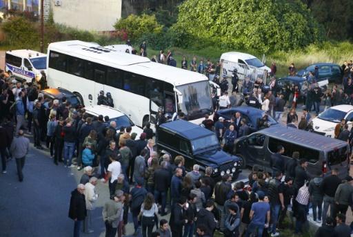 Ajaccio-Le Havre: Talamoni et Simeoni dénoncent