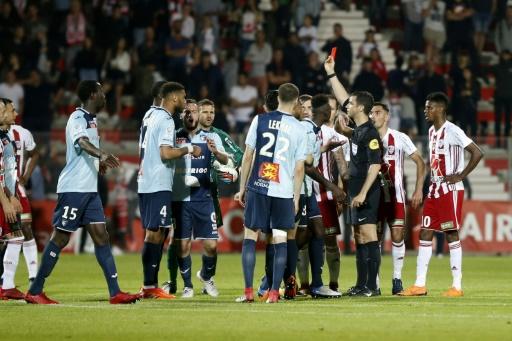 Match de football Ajaccio - Le Havre: la polémique enfle