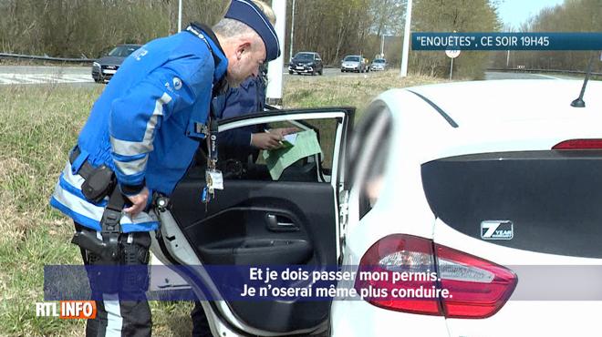 Une passagère victime d'un accident en pleine crise de panique:
