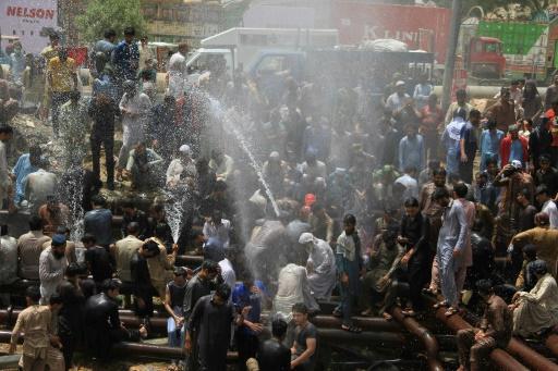 Sud du Pakistan: des dizaines de morts attribuées à la canicule