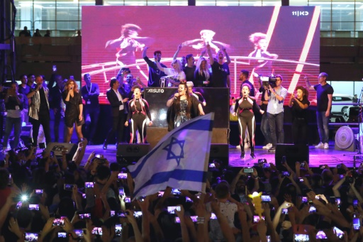Une parodie néerlandaise de la chanson gagnante de l'Eurovision provoque la colère d'Israël
