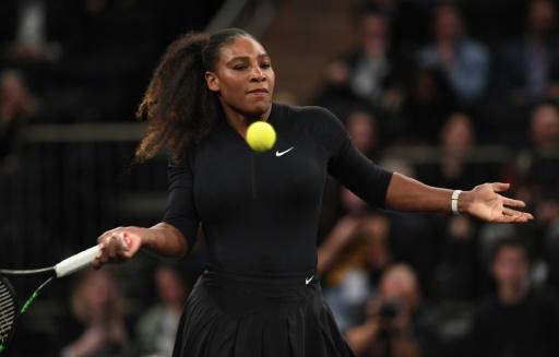 Roland-Garros: pas d'exception pour Serena, la presse américaine s'indigne