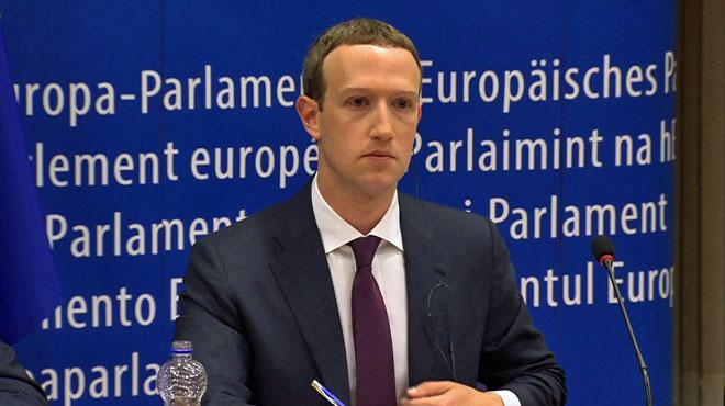Les eurodéputés belges ne mâchent pas leurs mots sur Mark Zuckerberg:
