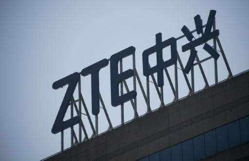 Donald Trump esquisse les contours d'un accord sur le chinois ZTE