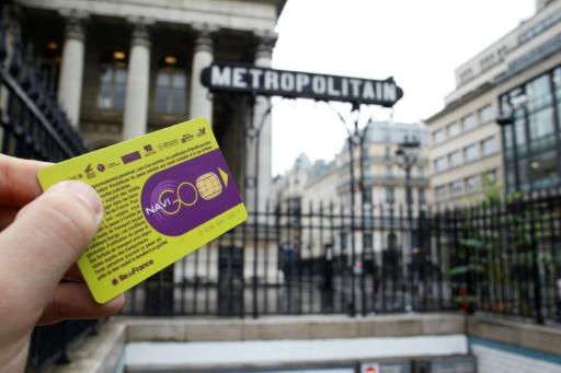 Pécresse: la SNCF remboursera 50% des abonnements Navigo pour avril et mai