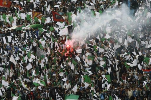 Algérie: le stade, exutoire violent des frustrations d'une certaine jeunesse