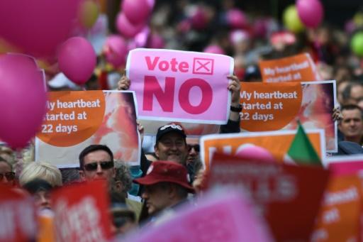 Référendum historique en Irlande sur la libéralisation de l'avortement