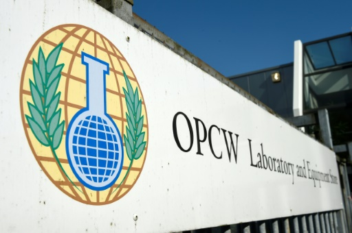 La Palestine rejoint la Convention sur l'interdiction des armes chimiques