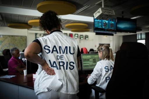 Au Samu de Paris, des opérateurs meurtris mais
