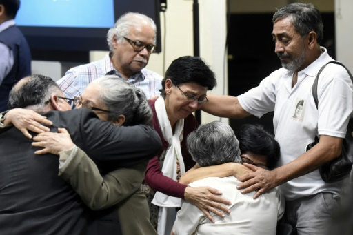 Crimes contre l'humanité au Guatemala: 33 à 58 ans de prison pour quatre militaires