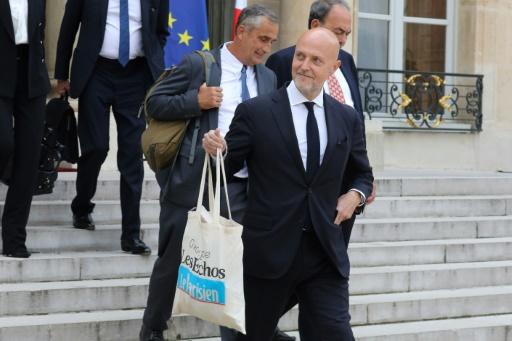 Priorité au numérique pour le nouveau PDG du Parisien-Les Echos