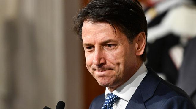 Italie: un juriste inconnu désigné chef du gouvernement
