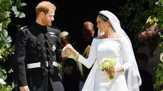 Comment le photographe du mariage d'Harry et Meghan est-il parvenu à faire sourire tous les enfants en même temps ? Il révèle son secret (photos)