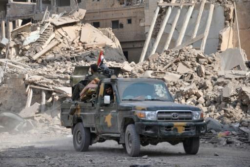 Syrie: 12 combattants prorégime tués dans une frappe de la coalition internationale