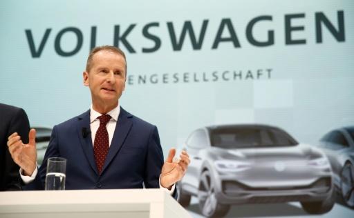 Volkswagen dénonce le protectionnisme américain après les menaces de nouvelles taxes
