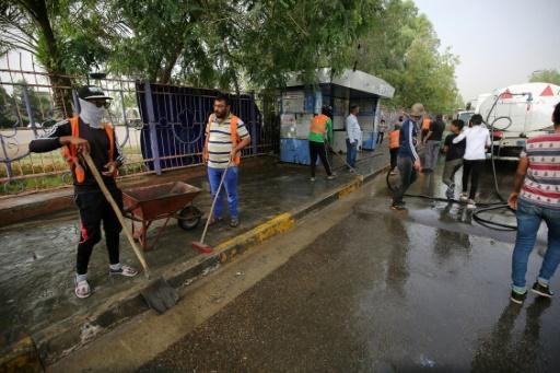 Irak: cinq morts dans un attentat-suicide à Bagdad