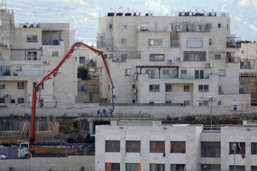 Israël se prépare à approuver 2.500 logements de colons