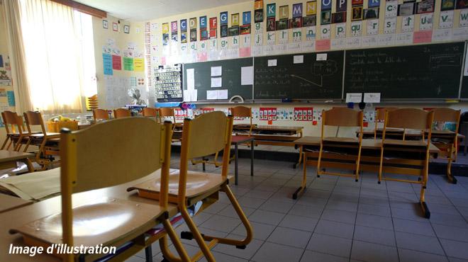 Des parents invités à venir chercher leurs enfants à l'école du Shape: des instituteurs et la directrice refusent de travailler suite au retour de la préfète