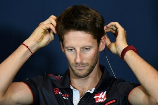 GP de Monaco: Grosjean (Haas) veut encore rester