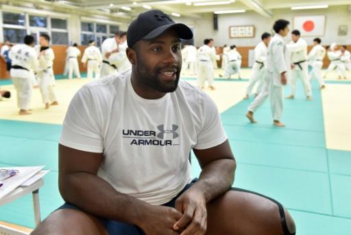 Teddy Riner en immersion au Japon avant l'ultime défi olympique