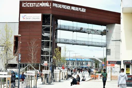 L'Université du Mirail à Toulouse rouvre ses portes dans le calme