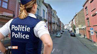 Périmètre de sécurité à Etterbeek mercredi soir- une femme a été retrouvée morte, 2 suspects déjà interpellés 2
