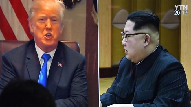 Trump annule le sommet historique prévu avec le leader nord-coréen Kim Jong-Un: voici ses explications