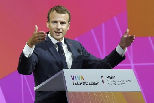 Vitrine des startups, le salon Vivatech ouvre ses portes à Paris