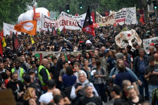 Lycée envahi mardi à Paris: 14 mineurs devant le juge des enfants, colère des parents