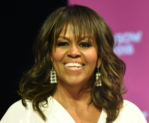 Publication mondiale du livre de Michelle Obama le 13 novembre