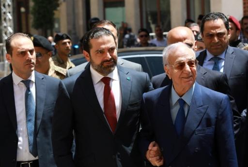 Liban: Saad Hariri, Premier ministre devenu rassembleur pragmatique