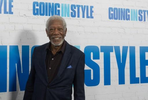 Morgan Freeman, accusé de harcèlement sexuel, présente des excuses