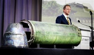 Vol MH17 abattu- les Pays-Bas et l'Australie tiennent la Russie responsable
