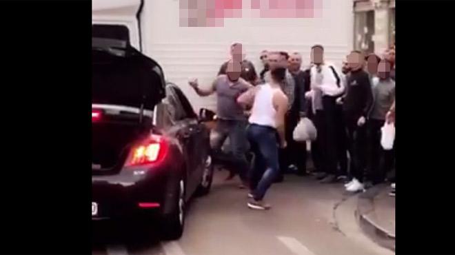 Il agresse son frère avec un tournevis dans le centre de Bruxelles