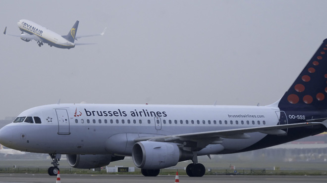 Des perturbations annoncées chez Brussels Airlines : plusieurs vols annulés ce samedi