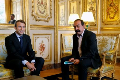 Martinez: Macron
